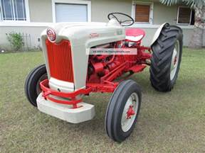 1953 Ford Jubilee 1953 Ford Jubilee Tractor Awesome Wow Take A Look