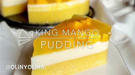 cara membuat manisan mangga candied mango youtube cara membuat king mango pudding by olinyolina youtube