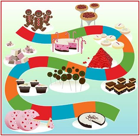 printable candyland instructions ideas exles and instructions for games that are fun