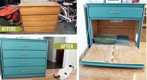 keeping litter box in bedroom creative diy way to hide a litterbox home design garden