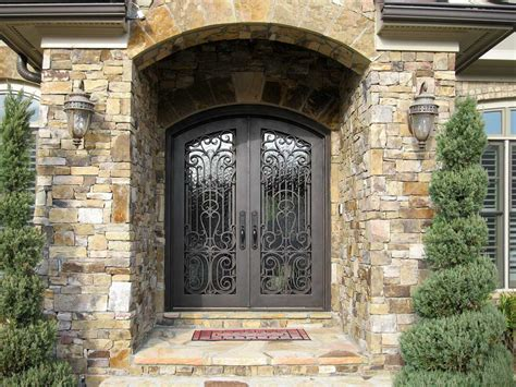 How Iron Doors Can Set Your Home Apart Iron Front Doors For Homes
