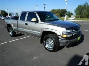 2000 chevrolet silverado 2500 truck ext cab 4wd 143 for