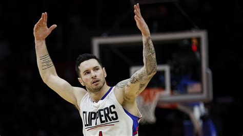 j j redick raises his game while giving clippers foes the