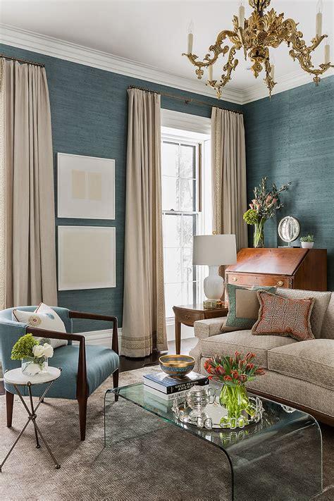interior design ideas living room 2017 grasscloth wallpaper d 233 coration d hiver 10 combinaisons de couleurs au choix