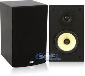 dcm loudspeakers tp160s b 6 5 quot bookshelf speakers tp 160s