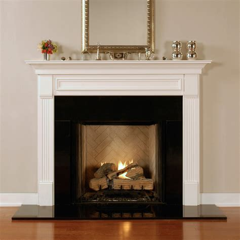Wooden Fireplace Surround by Wood Fireplace Mantels Fredricksburg Custom Mantels