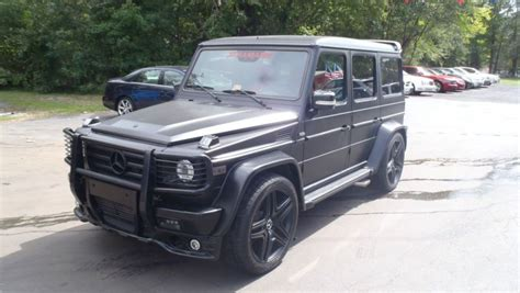 2002 Mercedes G Class by Purchase Used 2002 Mercedes G Class G500 In