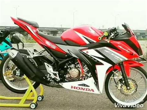 Striping Variasi Cb 150 R 17 modifikasi all new cbr 150r jari jari terbaru