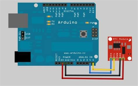Code Arduino Ds1307 | arduino clock temp humidity sensors sparkfun electronics
