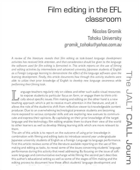 film term paper 33 research paper exles