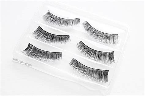 Bulu Mentok Udah Las xiao vee lashouse false lashes review