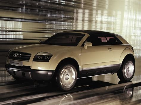 Audi Steppenwolf by 2000 Audi Steppenwolf Related Infomation Specifications