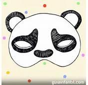 Mascaras De Halloween Y Carnaval Dibujos Para Pintar