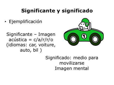 imagenes sensoriales significado y ejemplos significante significado