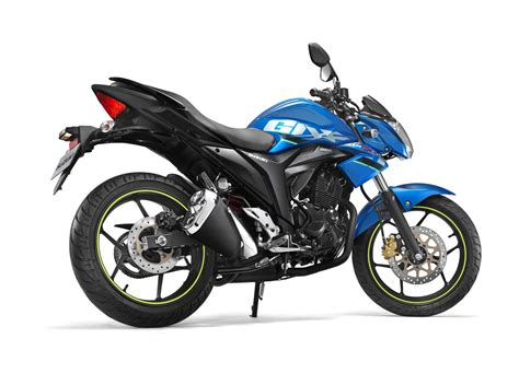 official  suzuki gixxer series launched