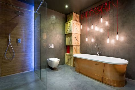 bachelor bathroom ideas beautiful bachelor pad designed like a big puzzle