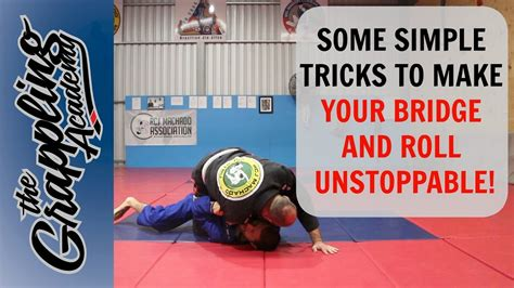 Simple Tricks To Make Your - some simple tricks to make your bridge and roll unstoppable