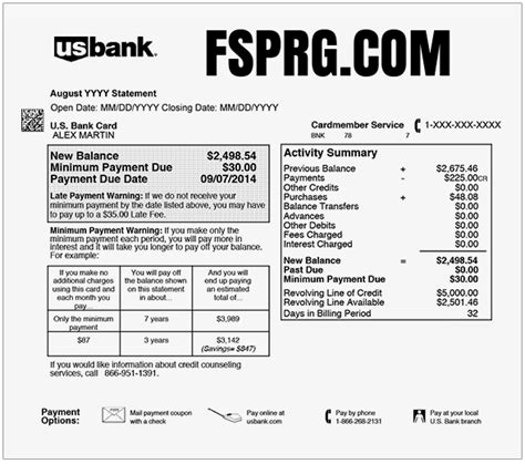 Sle Credit Card Billing Statement Fsprg Credit Debit Card Charge On My Bill Statement