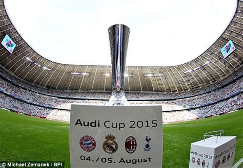 Audi Cup Fotos Audi Cup 2016