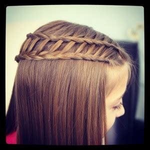 waterfall braid history feather waterfall ladder braid combo 2 in 1 hairstyles