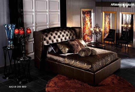bedroom ideas brown leather bed royal brown leather bed contemporary bedroom los