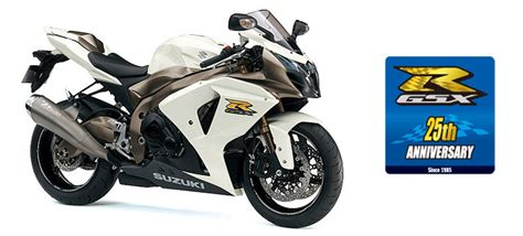 Suzuki Motorcycle Club 2011 Gsx R1000 25th Anniversary Edition Suzuki