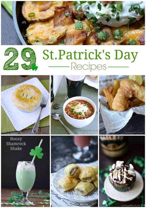 29 st patricks day recipes cooking with curls