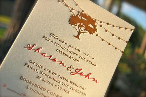 custom wedding invitations in nyc letterpress wedding invitation letterpressed rehearsal di with custom letterpress wedding