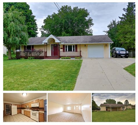 low maintenance ranch home for sale in mount vernon ohio
