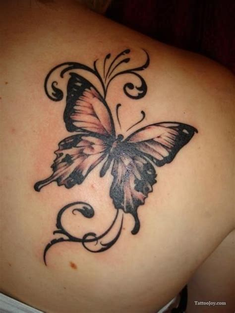black butterfly on shoulder www pixshark