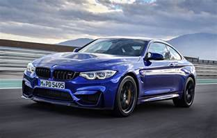 Bmw Pushes Electric Cars Relies On Luxury Models 454 Horsepower Bmw M4 Cs Debuts At 2017 Shanghai Auto Show