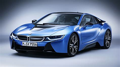 bmw supercar blue bmw i8 hybrid supercar wallpapers for desktop 1920x1080
