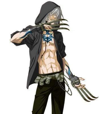 anime evil guy | york neely a.k.a james bond master of