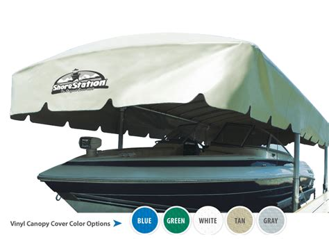 boat lift canopy bungee cord canopy cover systems shorestation 174
