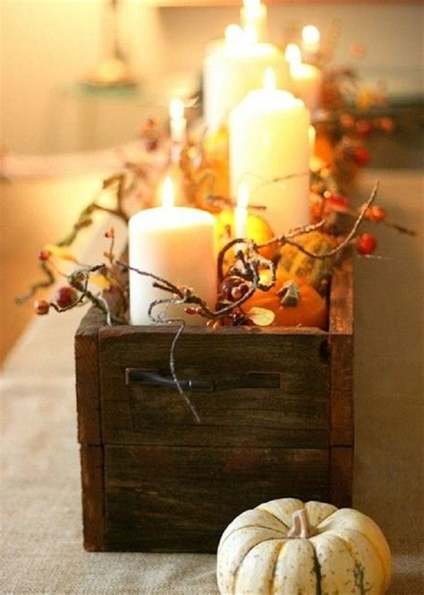Festive Fall Tablescapes Best Friends For Frosting Boxes Centerpieces