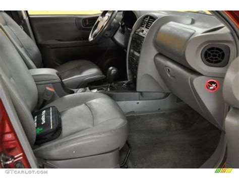 Hyundai Santa Fe Interior Dimensions by 2002 Hyundai Santa Fe Lx Interior Photo 45086669