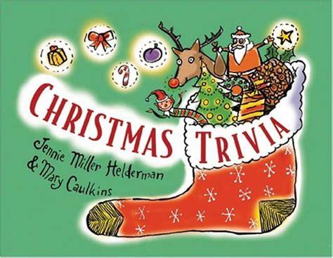 google christmas trivia trivia pdf by jennie helderman skybrannoce