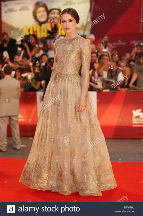 Keira Knightley At The Venice Festival by Keira Knightley The 68th Venice Festival Day 3 A