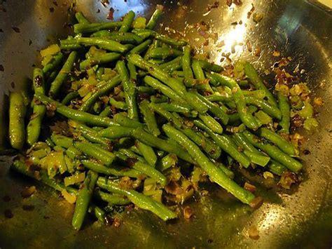 Cuisiner Les Haricots Verts