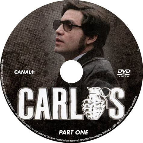 carlos the carlos the jackal scanned dvd labels carlos the jackal disc 1 dvd covers