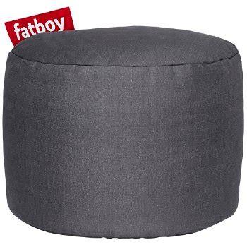 fatboy ottoman fatboy point stonewashed ottoman by fatboy at lumens com