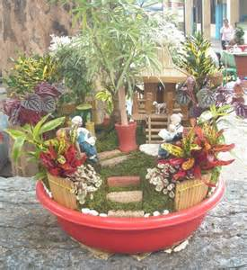 Fairy Garden Container - 57 best images about dish gardens on pinterest gardens hand painted rocks and clay pots