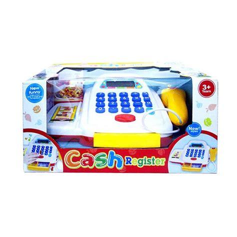 blibli register jual momo cash register 66055 mainan anak multicolour