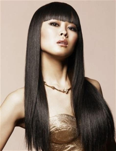 asian long hair styles 12