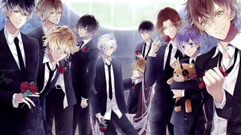 wallpaper anime diabolik lovers sakamaki and mukami brothers full hd wallpaper and