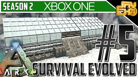 vegetables ark ark xb1 s2 ep5 epic greenhouse build search for the