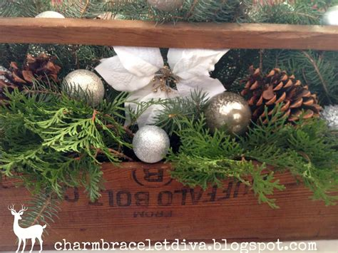 toolbox christmas centrpiece our hopeful home simple rustic centerpiece