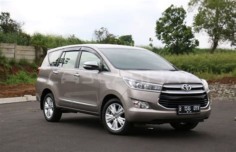 Lu Depan Mobil Innova Deretan Mobil Toyota Yang Akan Meriahkan Iims 2016 Oto
