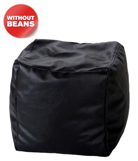 bean bag size comparison biggie cozy bean bag xl size black only cover