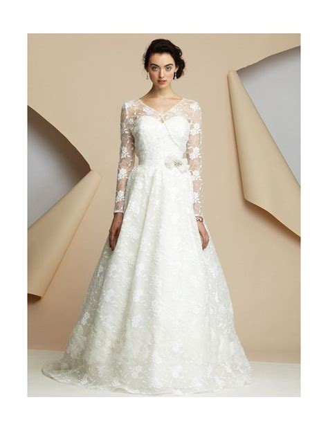 long sleeve wedding dresses dressed up